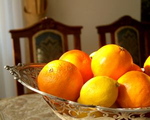 lemons and oranges for natural cleaning formulas